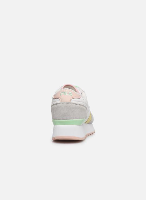 Sneaker FILA Orbit Zeppa Cb Wmn weiß ansicht von rechts