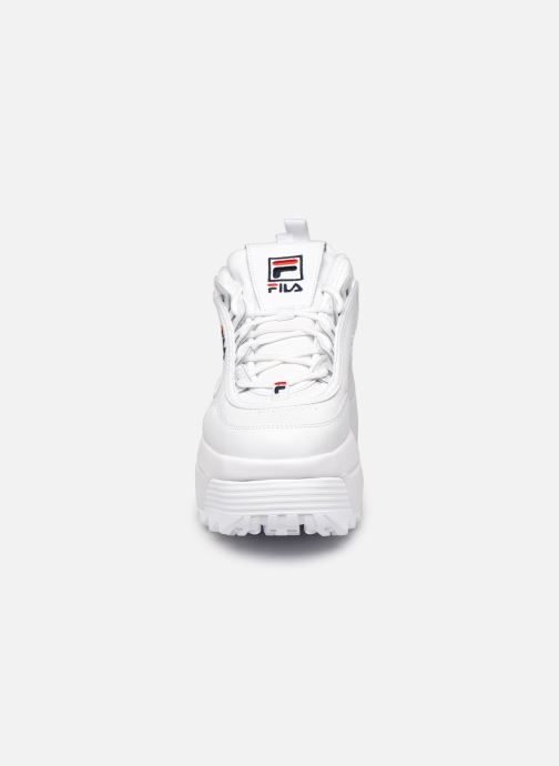 FILA Disruptor Wedge Wmn (Wit) - Sneakers  Wit (White) - schoenen online kopen