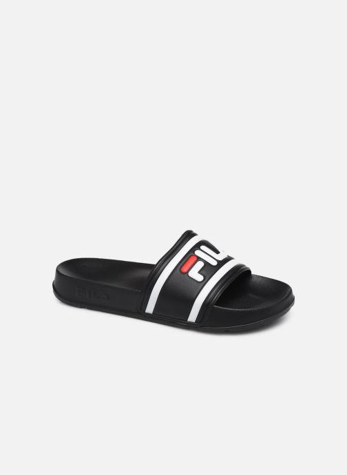 Sandales et nu-pieds FILA Morro Bay Slipper 2.0 Wmn Noir vue détail/paire