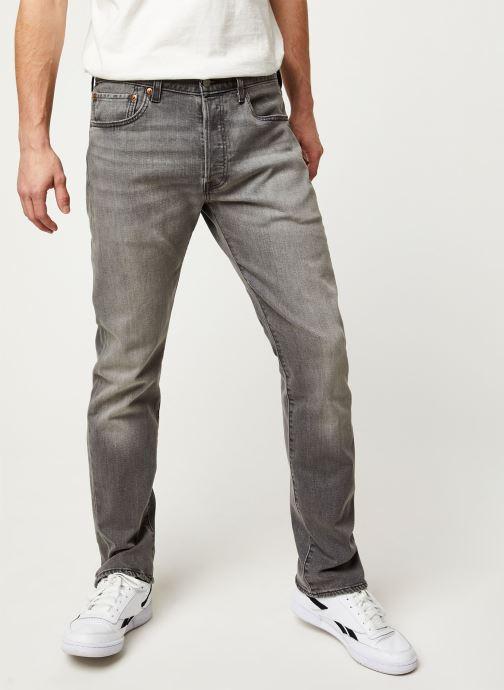 Vêtements Levi's 501® Levi's®ORIGINAL FIT Gris vue détail/paire
