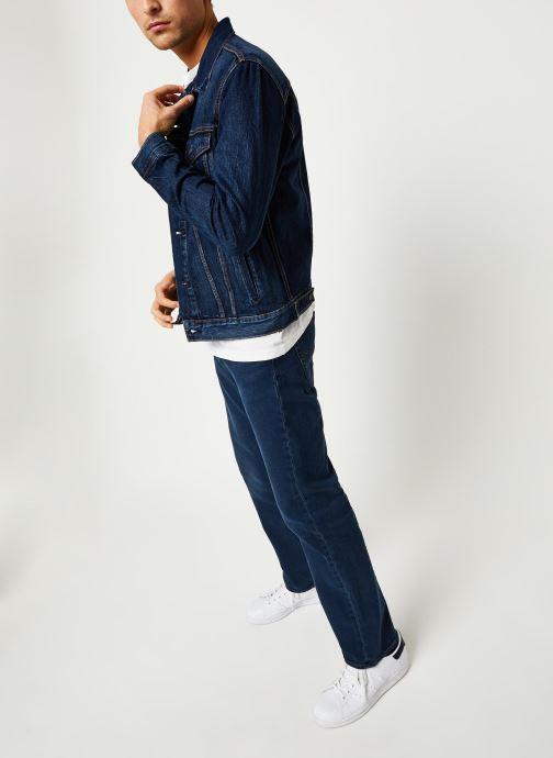 Vêtements Levi's 501® Levi's®ORIGINAL FIT Bleu vue bas / vue portée sac