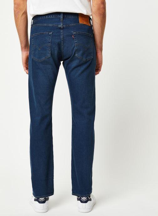 Vêtements Levi's 501® Levi's®ORIGINAL FIT Bleu vue portées chaussures