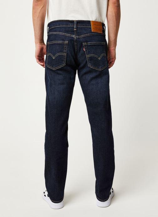 Vêtements Levi's 511™ SLIM FIT Bleu vue portées chaussures