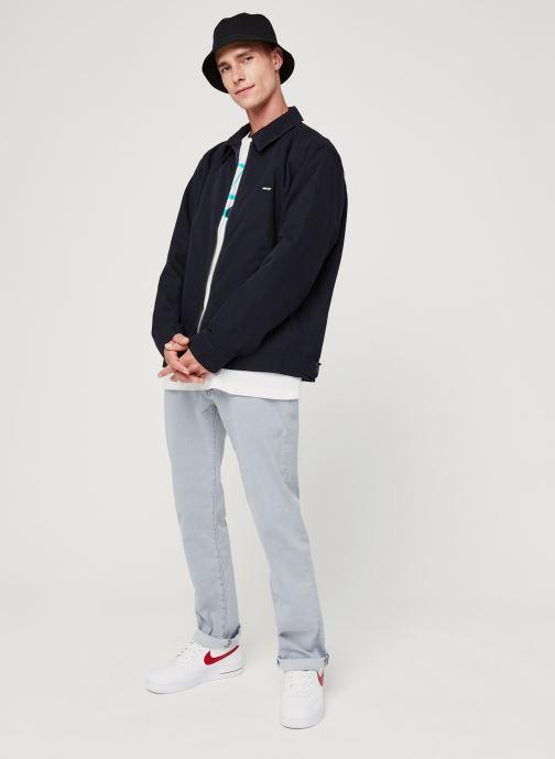 Vêtements Levi's 511™ SLIM FIT Gris vue bas / vue portée sac