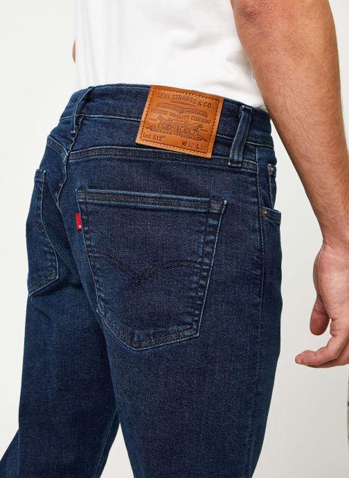 Vêtements Levi's 512™ SLIM TAPER FIT Bleu vue face
