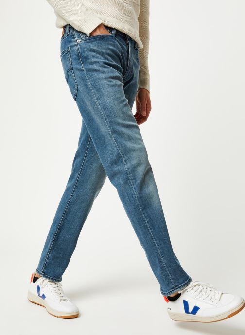 Vêtements Levi's 502™ TAPER Bleu vue détail/paire