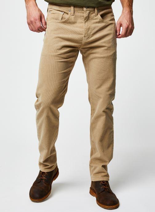 Vêtements Levi's 502™ TAPER Beige vue détail/paire