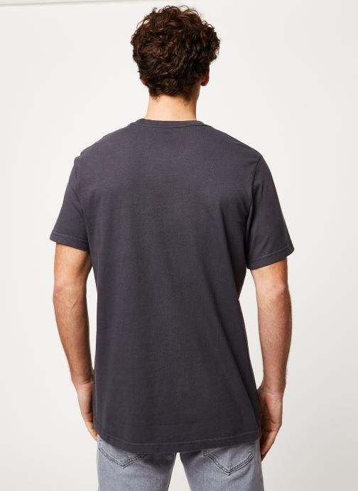 Vêtements Levi's RELAXED GRAPHIC TEE Noir vue face