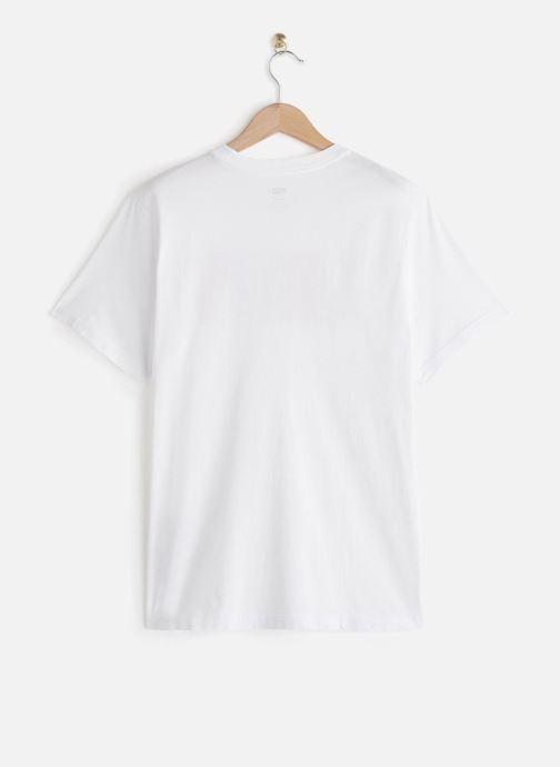 Vêtements Levi's RELAXED GRAPHIC TEE Blanc vue bas / vue portée sac