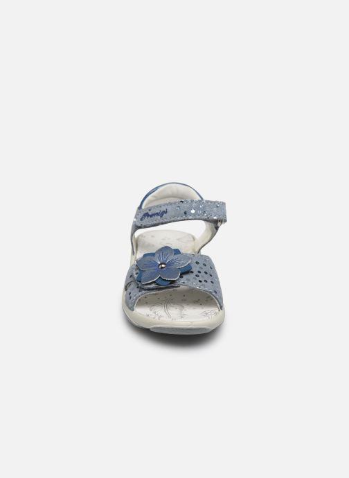 Sandalen Primigi PBR 53835 blau schuhe getragen