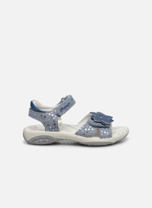 Sandalen Primigi PBR 53835 blau ansicht von hinten
