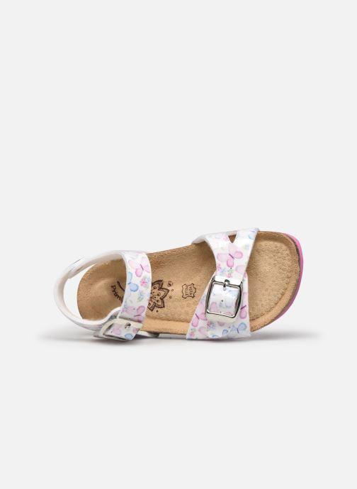 Sandales et nu-pieds Primigi PBK 54251 Blanc vue gauche