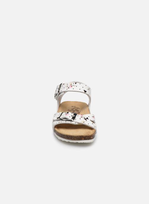 Sandals Primigi PBK 54251 White model view