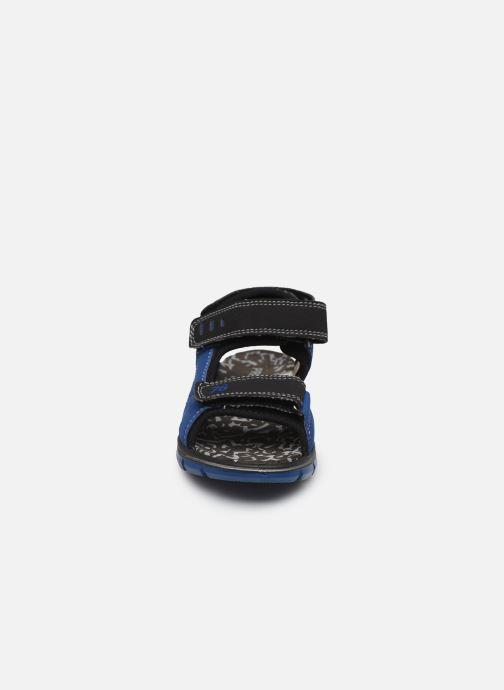 Sandales et nu-pieds Primigi PTV 53926 Noir vue portées chaussures