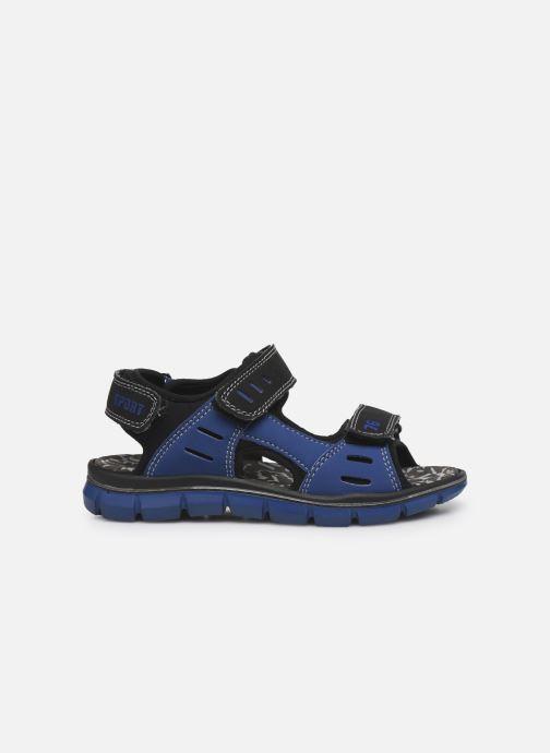 Sandales et nu-pieds Primigi PTV 53926 Noir vue derrière