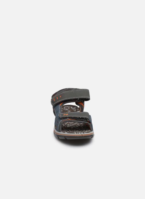 Sandali e scarpe aperte Primigi PTV 53926 Grigio modello indossato