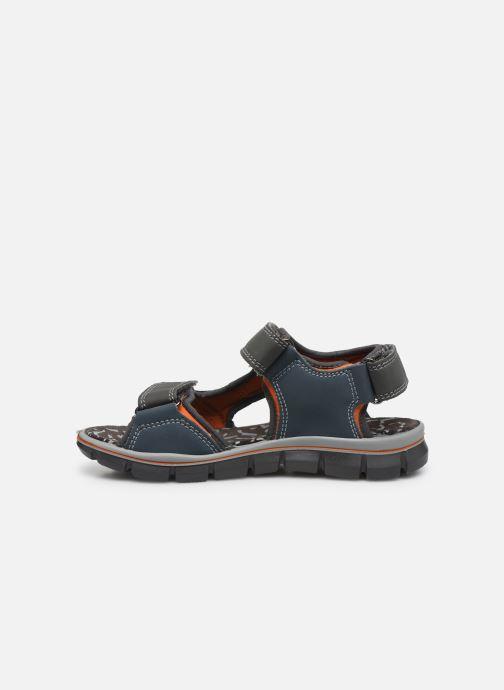Sandali e scarpe aperte Primigi PTV 53926 Grigio immagine frontale