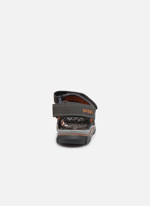 Sandali e scarpe aperte Primigi PTV 53926 Grigio immagine destra