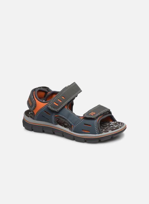 Sandaler Primigi PTV 53926 Grå detaljeret billede af skoene