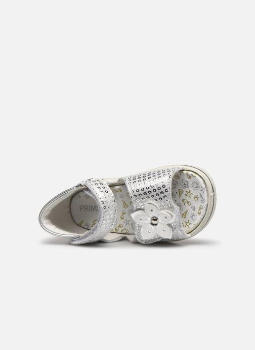 Sandali e scarpe aperte Primigi PSW 53652 Argento immagine sinistra