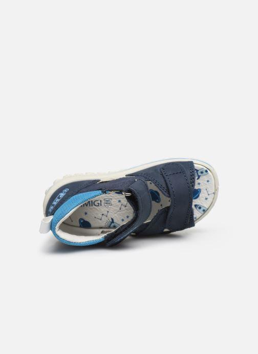 Sandalias Primigi PSW 53653 Azul vista lateral izquierda