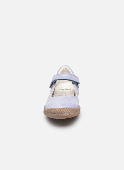 Ballerines Primigi PTF 54310 Bleu vue portées chaussures