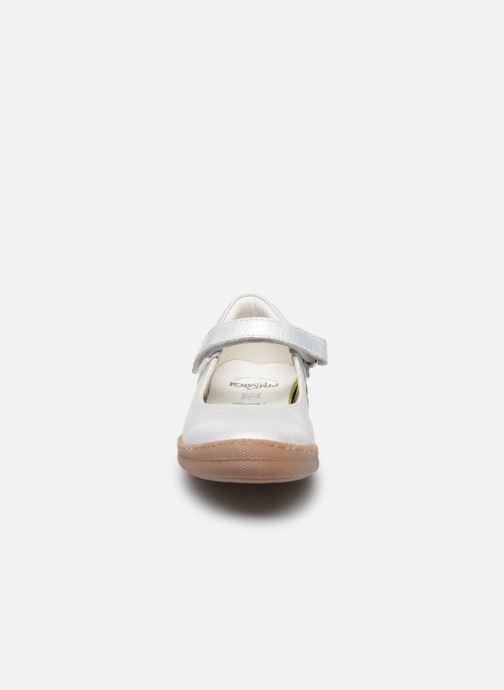 Ballerines Primigi PTF 54310 Argent vue portées chaussures