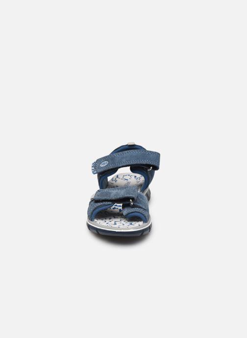Sandales et nu-pieds Primigi PTV 53928 Bleu vue portées chaussures