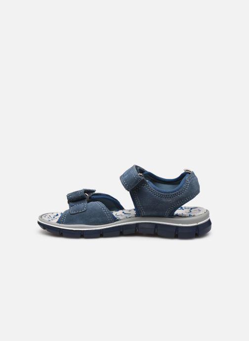 Sandales et nu-pieds Primigi PTV 53928 Bleu vue face