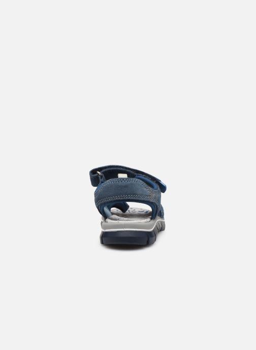 Sandales et nu-pieds Primigi PTV 53928 Bleu vue droite