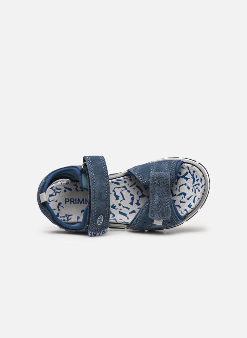 Sandales et nu-pieds Primigi PTV 53928 Bleu vue gauche