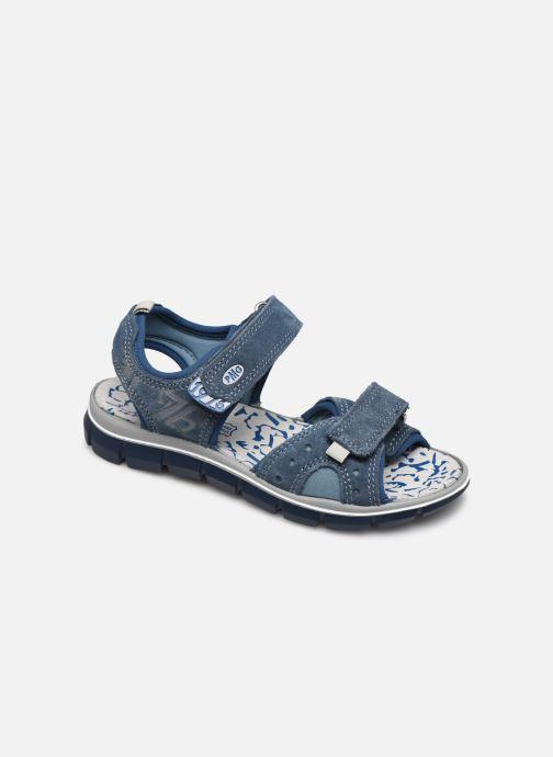 Sandales et nu-pieds Primigi PTV 53928 Bleu vue détail/paire