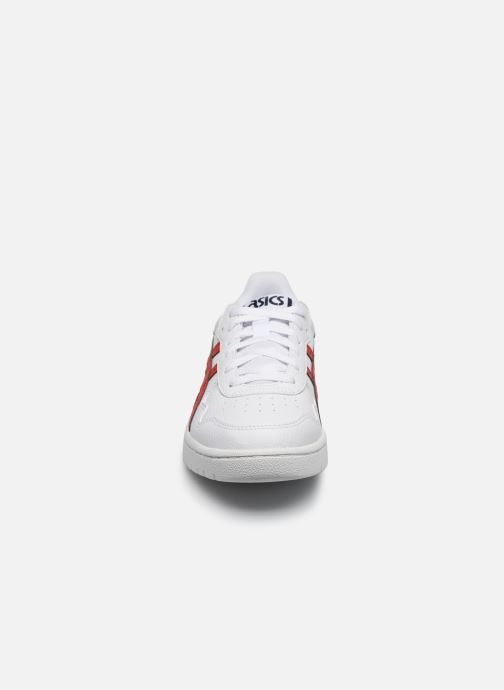 Sneakers Asics Japan S GS Bianco modello indossato