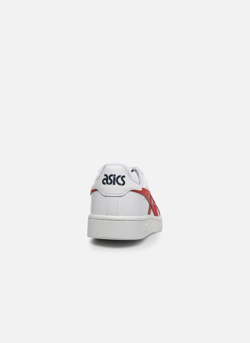 Baskets Asics Japan S GS Blanc vue droite