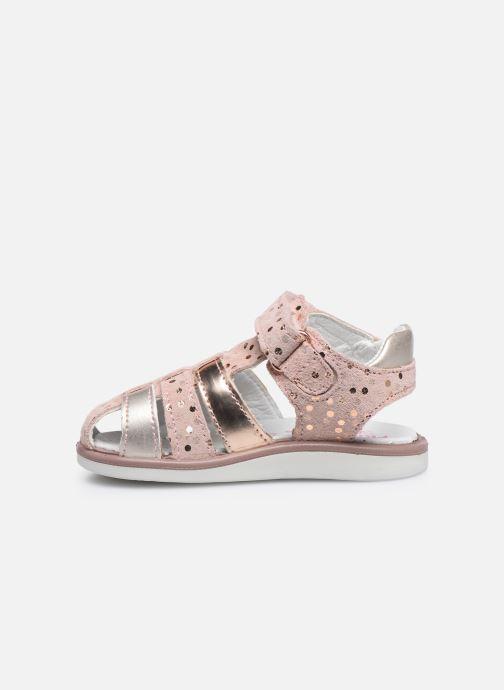 Sandales et nu-pieds Primigi PSZ 53691 Rose vue face