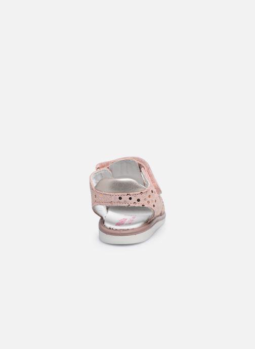 Sandales et nu-pieds Primigi PSZ 53691 Rose vue droite