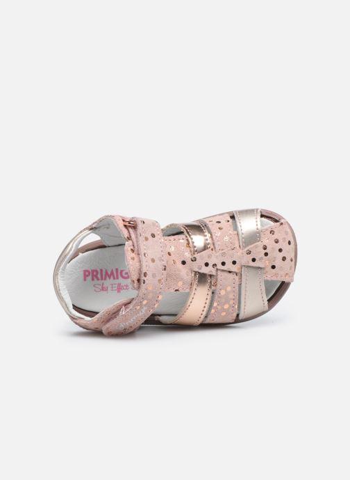Sandales et nu-pieds Primigi PSZ 53691 Rose vue gauche