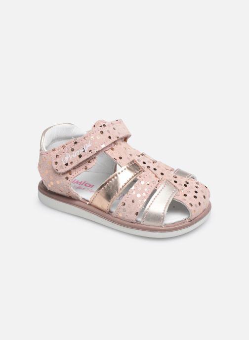 Sandales et nu-pieds Primigi PSZ 53691 Rose vue détail/paire