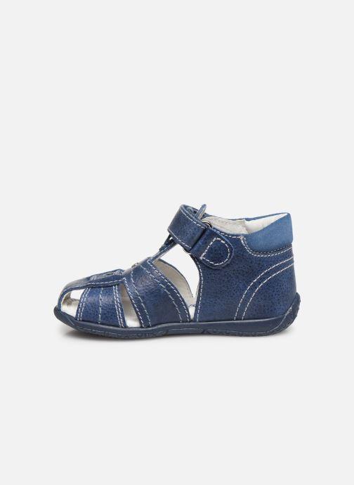 Sandalias Primigi PIE 54010 Azul vista de frente