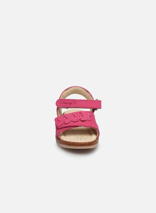 Sandali e scarpe aperte Primigi PJX 54200 Rosa modello indossato