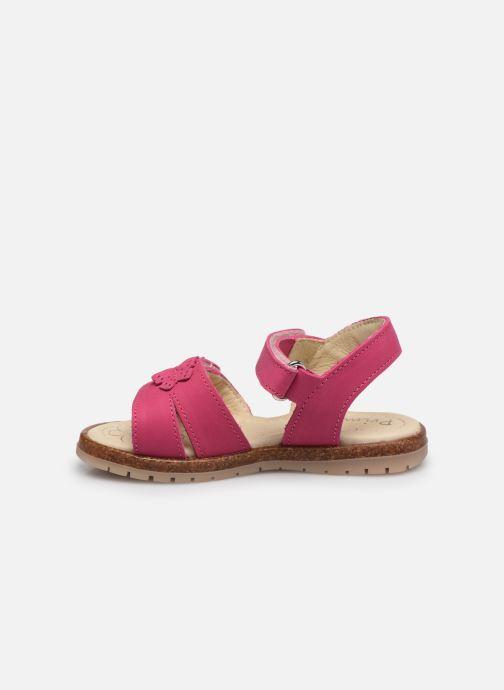 Sandali e scarpe aperte Primigi PJX 54200 Rosa immagine frontale