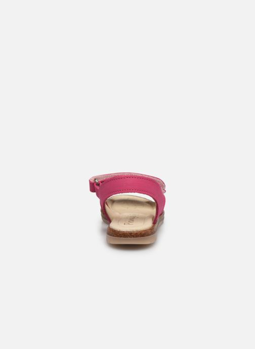 Sandali e scarpe aperte Primigi PJX 54200 Rosa immagine destra