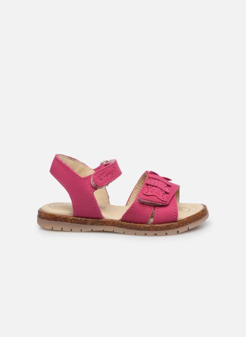 Sandali e scarpe aperte Primigi PJX 54200 Rosa immagine posteriore