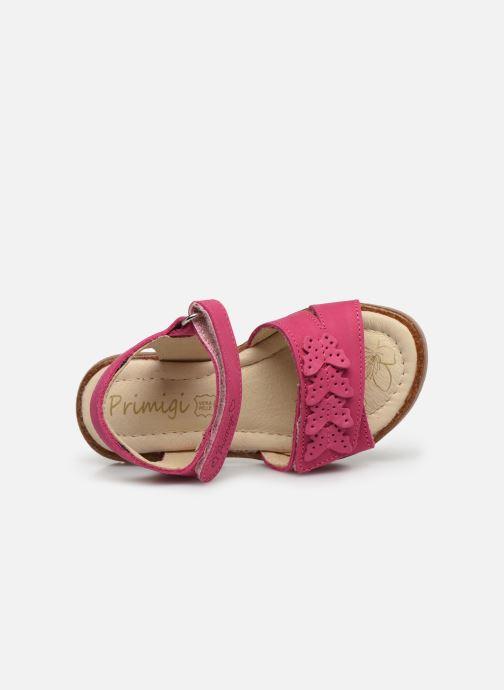 Sandali e scarpe aperte Primigi PJX 54200 Rosa immagine sinistra