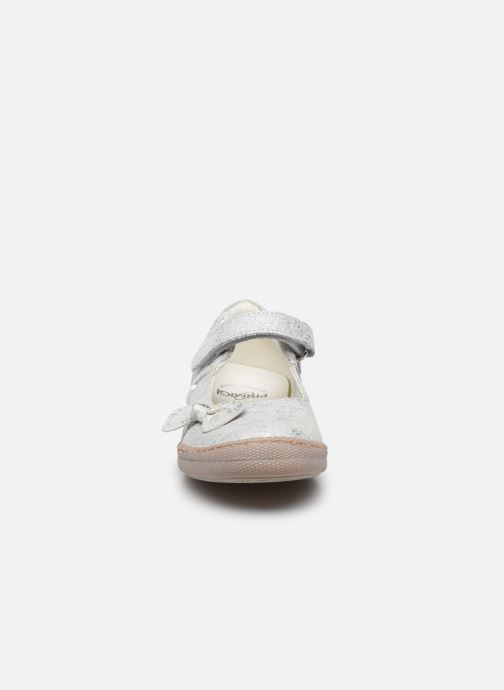 Ballerines Primigi PTF 54312 Argent vue portées chaussures