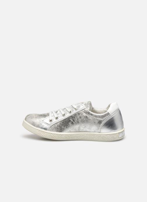 Sneaker Primigi PHO 53744 silber ansicht von vorne