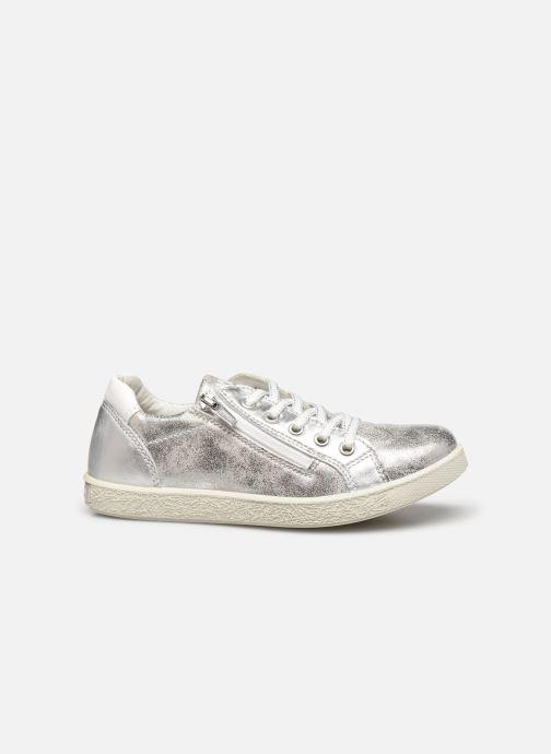 Sneaker Primigi PHO 53744 silber ansicht von hinten