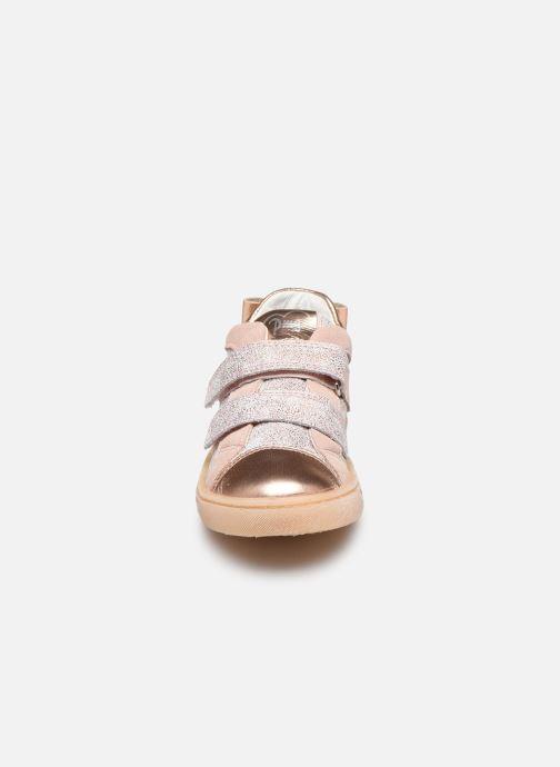 Baskets Primigi PMC 54277 Rose vue portées chaussures
