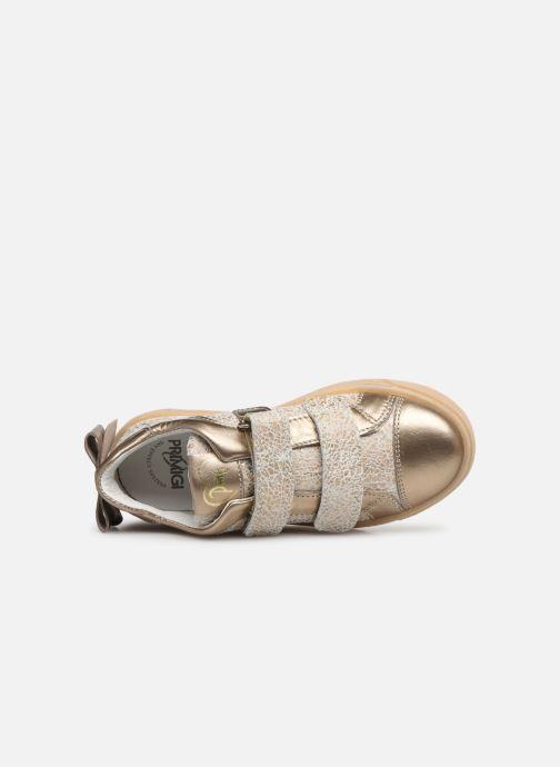 Baskets Primigi PMC 54277 Beige vue gauche