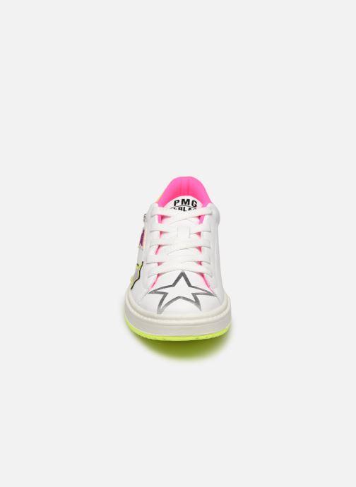 Baskets Primigi PCC 53754 Blanc vue portées chaussures